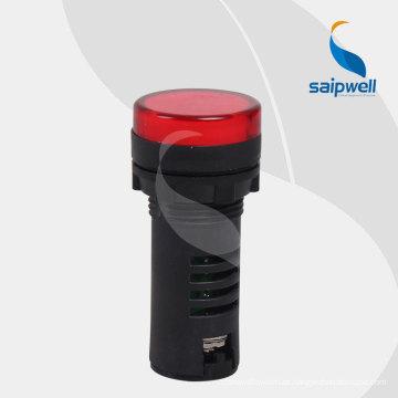 interruptor de botón a prueba de agua