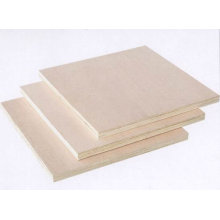 Raw/Plain Wood Veneered Plywood with Good Quality for Furniture