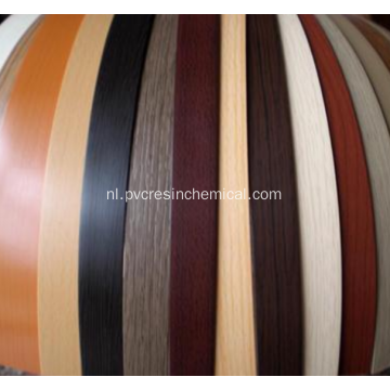 PVC Edge Band Tape voor MDF