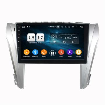 Klyde Android 10 Camry 2014-2015 divertissement automobile