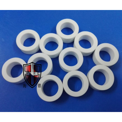 al2o3 alumina সিরামিক washers speves sleeves shafts