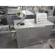 Máquina de granulación de mezcla de alta velocidad de la serie GHL