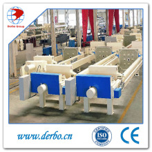Machine de traitement de l'eau excédentaire Filtre Presser