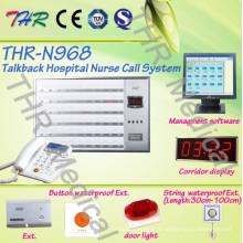 Système d'appel des infirmières hospitalières
