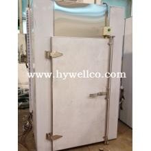 Máquina de secagem de fatia de ervas
