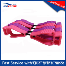 Removable POM Safety Plastic Glove Clips (YW149)