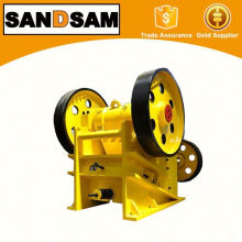 Energy-efficient jaw crusher with low price