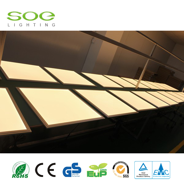 600x600 Square Led Flat Panel Lights Smd 36w