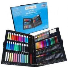 lápis de cor do lápis de lápis arte do arco-íris pintura profissional conjunto jumbo