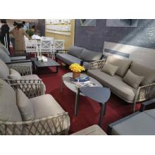 2019 most popular rope chair sofa set