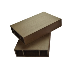 High Quality WPC Pergola Wood Plastic Composite Trellis Beam 200*60mm XFQ004