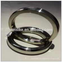 Edelstahl ss304 Rohr --- Oval Ring Dichtung