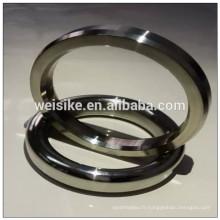 Tuyau en acier inoxydable ss304 --- joint d'anneau ovale