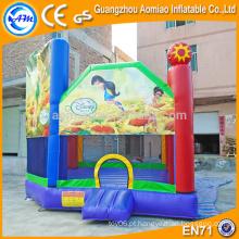 Bouncer inflável da venda quente, castelo inflável adulto bouncer adulto do bebê