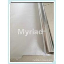 Lámina de polietileno de aluminio, PP-SCRIM-KRAFT FACING, PSK FACING