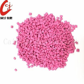 Masterbatch Plastic Color Pink