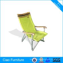 Cadeira de gravidade zero reclinável ao ar livre de qualidade Premium