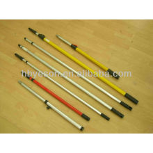telescopic aluninum broom handles with SGS ISO