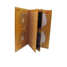 High Quality Cardboard CD Holder Packing Box Printing