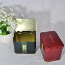 Factory Cheap Mini Chocolate Candy Metal Tin Box