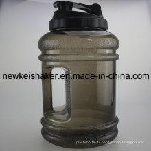 2.2L Joyshaker Boottle BPA Free Plastic Gym Bouteille d'eau pour Whey Protein
