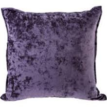 Lavender korean velvet stylish pillow