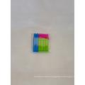 Plastic seal bag clips