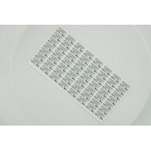 ПЭТ пользовательские наклейки высечки наклейки с логотипом