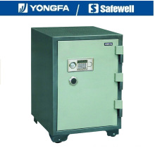 Yongfa 99cm Height Ald Panel Electronic Fireproof Safe with Knob