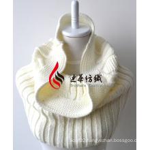 Acrylic Knitted shawl (12-BR201712-3)
