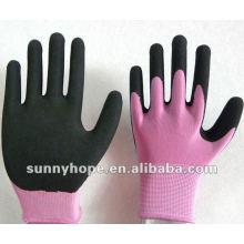 Nitril Sandy Palm Coated Handschuhe