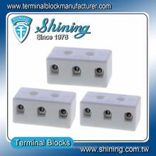 TC-503-A Thermocouple 600V 50A 3 Pin Conector de alambre de porcelana