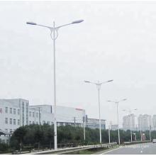 Light Pole Factory Q235 Outdoor Steel Street Lighting Columns Outdoor Street Light Pole with Wholesale price