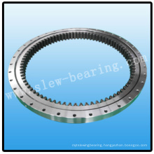 small turntable bearing with gear WD-061.20.844