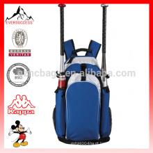 Sacos do bastão da trouxa do basebol 600D, sacos do mochila do esporte o projeto o mais atrasado-HCB0022