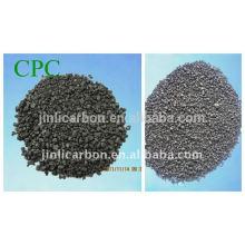Recarburizer de CPC / coke de pétrole calciné / additif élevé de carbone de soufre