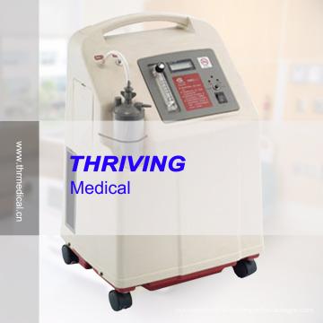 Hospital concentrador de oxígeno de venta caliente (THR-OC8F5)