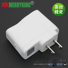 5V2a AC / DC Adapter 10W weiß USB Ladegerät, Netzteil mit UL Cert