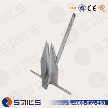 High Polished Stainless Steel Type a Folding Anchor Sr-J
