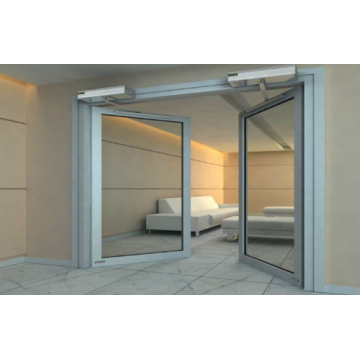 Automatic Swing Doors with High Standard Geze Closers