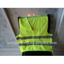 2013 Heiße und populäre reflektierende Sicherheitsweste Y-7111 (Gelb)