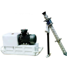 Pnuematic jumbolter,roof bolting machine