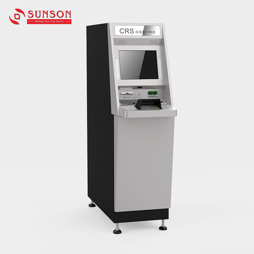 Full-Service-CRS-Cash-Recycling-System mit vollem Funktionsumfang