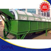 Prix de l'usine de lavage de trommel d'or de capacité élevée à vendre