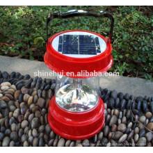 Luz solar de la linterna los precios de fábrica la energía de 3 maneras, linterna llevada solar
