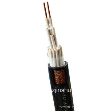Cabo de controle de tela de fios de cobre