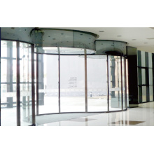 Combined Automatic Curved Sliding Doors