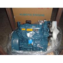 6.4kw / 8kVA Японский дизельный генератор Kubota