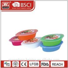 Овальный продовольственной Container(1.75L)