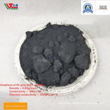 Graphene Wholesale Graphene Gray Black Powder Conductive Heat Conduction Graphene High Temperature Resistance